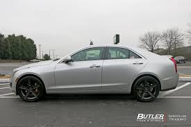 cadillac jeep cadillac ats with 19in tsw ascent wheels exclusively from butler
