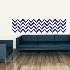 Stickers Muraux Nuages Blancs by Stickers Muraux Design Sticker Mural Chevron Ambiance Sticker Com