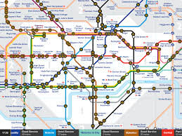 Tube Map London Tube Map London Underground App Image Gallery Hcpr