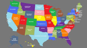 map of us states by world a map of state big think