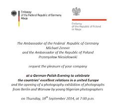 german polish photo exhibition opening jide odukoya photography