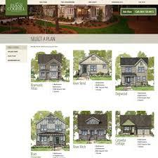 evans coghill case study home builder websites