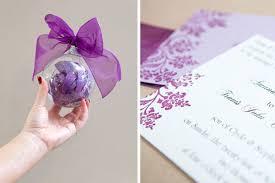 diy we wedding invitation ornament bridalguide