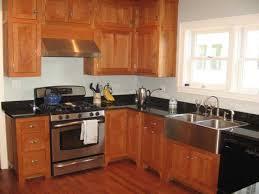 cherry kitchen cabinets natural cherry shaker kitchen cabinets