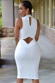 how to cut out the back of a cabinet cut out back bodycon dress inasari