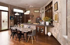 cuisine ouverte sur salle a manger agencement cuisine ouverte free amenagement cuisine salle a manger