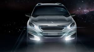 what car peugeot 2008 peugeot urban crossover concept the next peugeot 2008 youtube