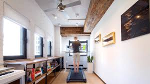 Standing Desk Treadmill The Hong Kong Pioneers Who Work At Their Desks Standing Up South