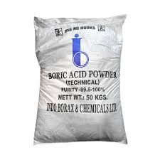 buric acid boric acid powder at rs 68 kilogram boric acid powder id