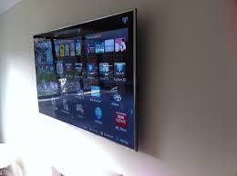 samsung 32 inch smart tv wall mount tv hangers in birmingham al hanger inspirations decoration