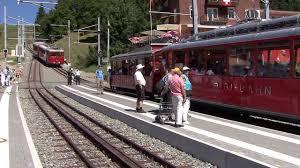 treno cremagliera ferrovia vitznau rigi kulm cremagliera zahnradbahn