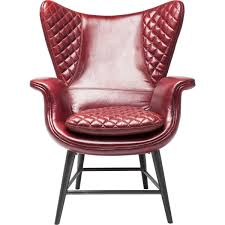 tudor red leather armchair u2022 woo design