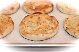 Toaster Muffins Old English Cheese Spread U0026 Crabmeat Canapés Kitchen Encounters