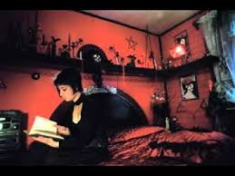 goth room creative gothic bedroom decor youtube