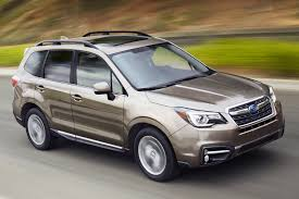 subaru forester touring 2016 preview 2017 subaru forester u2013 new look more traction bestride