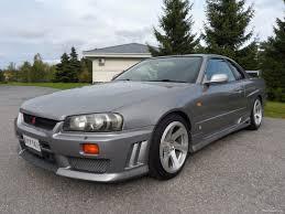 nissan qashqai skyline engine nissan skyline gt t r34 myydään huutokaupalla coupé 1999 used