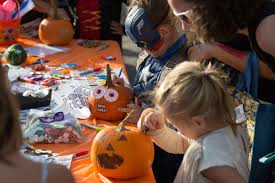 pop up pumpkin patches and costume contests highlight harvest
