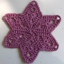 pink star diamond atty u0027s pattern photo tutorial star blanket