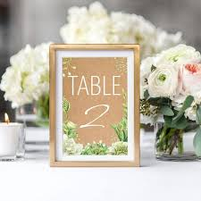 table numbers with pictures table numbers christine valentine design