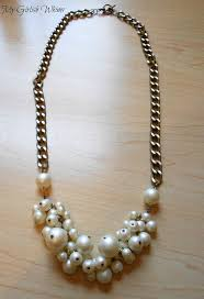 tutorial pearl necklace images 10 best diy pearls projects jpg