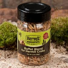 fluker u0027s hermit headquarters buffet blend for hermit crabs