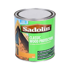 sadolin classic wood protection woodstain versatile mais 1l