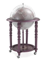 Grey Bar Cabinet Globe Drinks Cabinet Purple Grey Special Globes Bar Pinterest