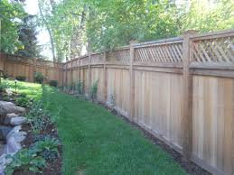 lattice fences in st paul lakeville woodbury twin cities