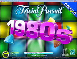 trivial pursuit 80s télécharger trivial pursuit the 80s deluxe