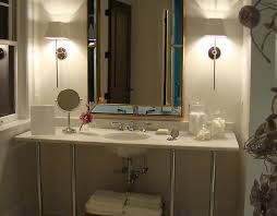 Beveled Mirrors For Bathroom Bathroom Vanity With Marble Top Contemporary Bathroom