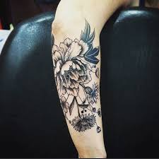 224 most attractive flower tattoos and their meanings 2017