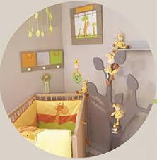 chambre enfant savane deco chambre bebe savane visuel 9
