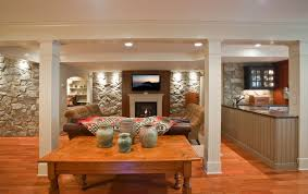 gracious interiors basement becomes lower level suite
