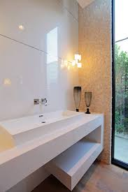 Beautiful Modern Bathrooms - galilee lighting bathroom design