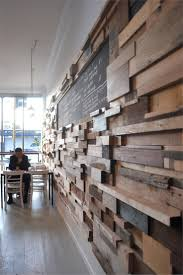Wall Wood Paneling by Best 25 Wood Slat Wall Ideas On Pinterest Wood Partition