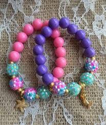 party favor bracelets set of 6 tea party bracelets tea party favors by girlznglitter