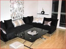 canap d co canapé fauteuil 38924 idee deco canape noir d co salon moderne pour