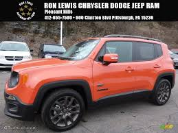 red jeep renegade 2016 2016 omaha orange jeep renegade latitude 111213697 gtcarlot com