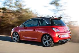 opel ford new opel adam s pocket rocket ready for lift off