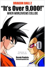 Over 9000 Meme - it s over 9 000 the book the dao of dragon ball