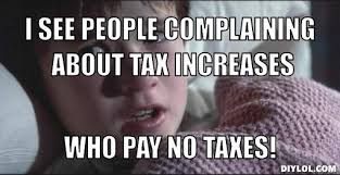 Haley Meme - haley joel osment lets us in on his sixth sense tax insights