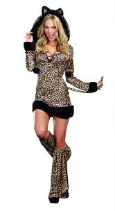 cougar makeup for halloween amazon com dreamgirl women u0027s cheetah luscious costume clothing