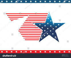 Us Flags Com Isolated Blue Star Us Flag Blue Stock Vector 30582931 Shutterstock