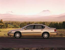 1999 chevrolet impala pictures history value research news