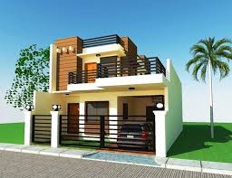Modern Houses Design Simple Modern 2 Story House Floor Plans Contemporary Designs And
