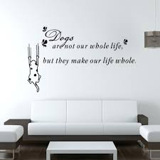 dog wall art articles with personalised canvas wall prints tag personalized