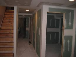 view drywall ceiling in basement room ideas renovation cool to
