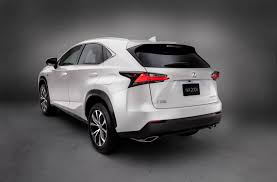 lexus black nx lexus turbocharged nx 200t launched