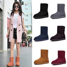 womens black boots australia s winter boots 2018 snowboots winter warm boots leather