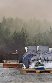 best 25 forest mural ideas only on pinterest forest bedroom amidst the mist wall mural